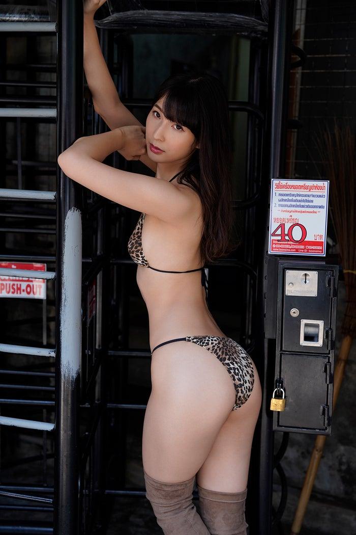 川崎あや(C)集英社/週刊プレイボーイ/撮影・LUCKMAN