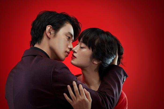 ドラマ「トドメの接吻(キス)」(C)日本テレビ