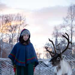 北野日奈子・写真集「空気の色」通常版裏表紙(画像提供:幻冬舎)