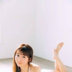 """=LOVE大谷映美里&高松瞳ら、キュートな水着姿で""""令和の誓い"""""""