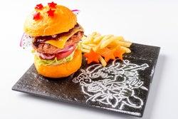 「ドラゴンボールカフェ&ダイナー」東京・表参道に限定OPRN 東京限定の新メニューも