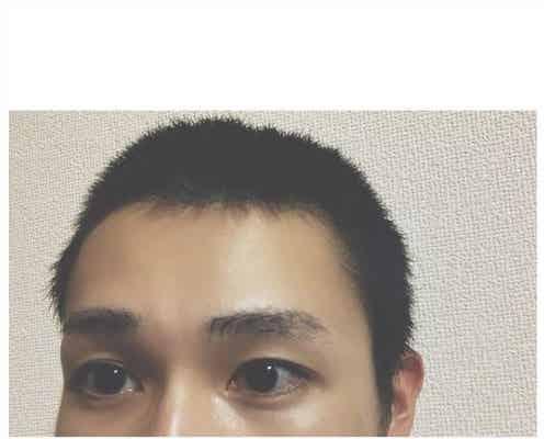 「ドラゴン桜」ヤンキー役・西垣匠、全剃りした眉毛の成長報告「凛々しい眉毛カッコイイ」「生えてきてる感動」の声