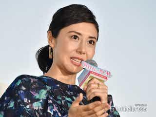松嶋菜々子、休業報道を所属事務所が否定