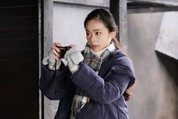 趣里/「イノセンス~冤罪弁護士~」第1話より(C)日本テレビ