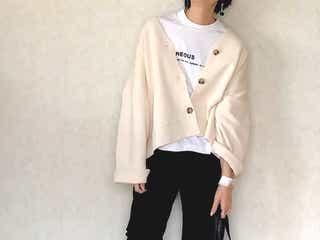 ユニクロのカーディガンコーデ20選。旬の着まわしに使えるおすすめの人気色って?