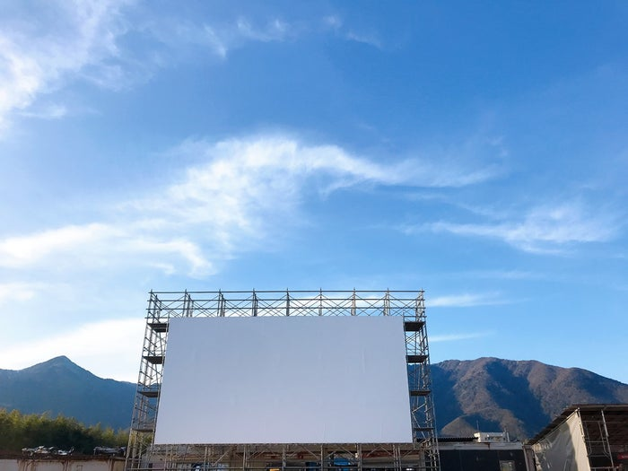 R DRIVE IN ~BEACH SIDE THEATER~(提供画像)