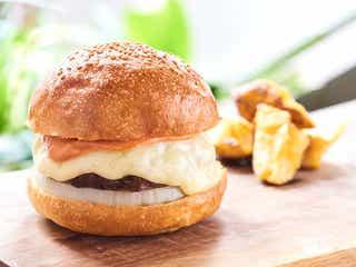 東京「コーラとハンバーガー」国産牛100%パテ×無農薬野菜のやさしいバーガー