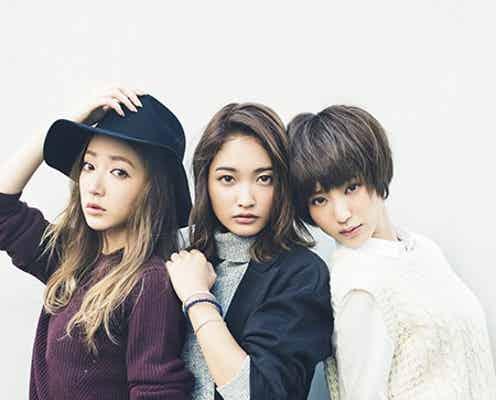 「JELLY」安井レイ&izu&坂本礼美、初表紙で息ピッタリ 編集長が撮影裏明かす