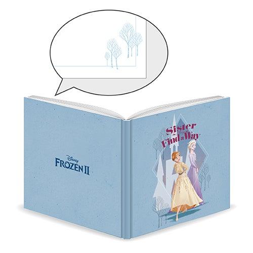 絵本風ノート(全3種) 各950円(C)Disney