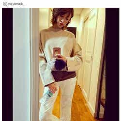 モデルプレス - 山田優、産後初の姿に驚きの声「体型変わらない」
