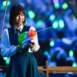 渡邉理佐/ 「欅共和国2019」7月7日公演(C)モデルプレス