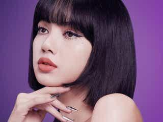 BLACKPINKリサ「M・A・C」グローバルアンバサダー就任 女性K-POPアイドル初