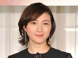 広末涼子、憧れの存在と初共演「ナオミとカナコ」