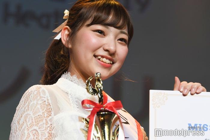 「MISS UNIDOL CONTEST 2018-2019」グランプリを受賞した大田奈々花さん (C)モデルプレス