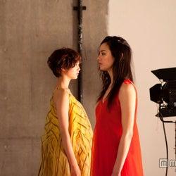 本田翼、加賀美セイラ/映画「FASHION STORY-Model-」(C)2012F.S.フィルムパートナーズ