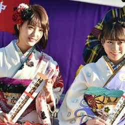山田菜々美、土路生優里/AKB48グループ成人式記念撮影会 (C)モデルプレス