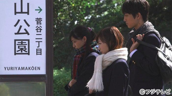 「トランジットガールズ」第6話劇中カット(画像提供:フジテレビ)