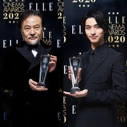 蒼井優・横浜流星・池田エライザらが受賞「エル シネマアワード2020」