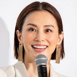 米倉涼子、リアルすぎる占い結果に絶句 「今年後半から来年に…」