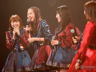 HKT48メンバー、ソロデビュー決定 サプライズに会場沸く
