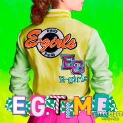 E-girls ニューアルバム「E.G.TIME」(2015年1月1日発売)TYPE3:CD+Blu-ray (Music Video)