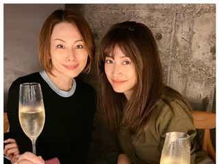 """ヨンア、""""姉""""米倉涼子は「何でも話したい存在」2ショット公開に「素敵な関係」と反響"""