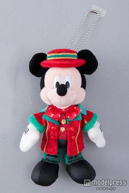 TDS:ぬいぐるみバッジ(¥1600)/ミッキー(C)Disney