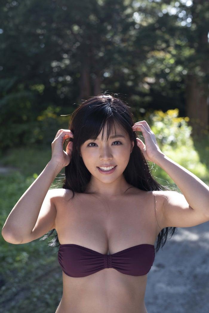 川村那月(C)佐藤裕之/週刊プレイボーイ
