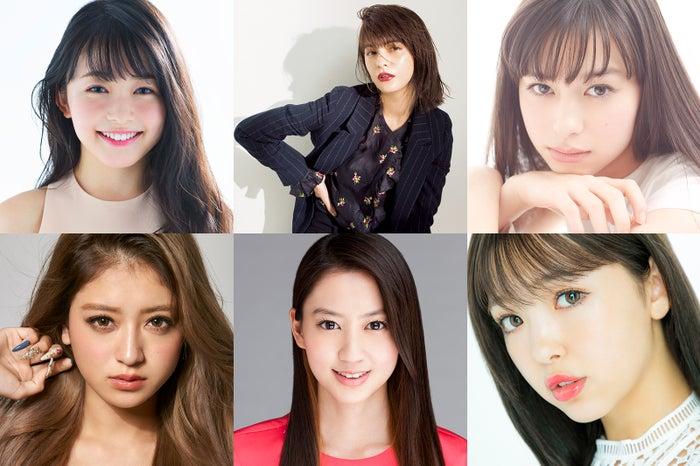 『マイナビ presents 第27 回 東京ガールズコレクション 2018 AUTUMN/WINTER』一部出演モデル (提供画像)