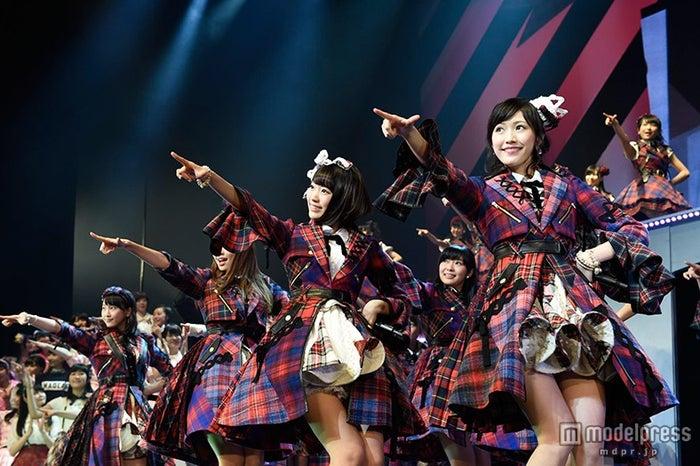 ト「AKB48リクエストアワーセットリストベスト1035 2015」5日目(C)AKS