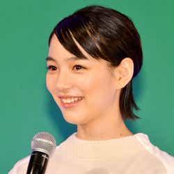 主演女優賞を受賞した能年玲奈
