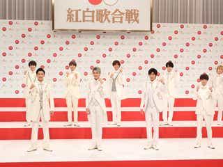 Snow Man・SixTONES、紅白初出場 昨年はジャニー喜多川さん追悼企画コーナー登場<第71回 NHK紅白歌合戦>