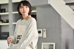 新垣結衣/「逃げるは恥だが役に立つ」第7話・場面カット(C)TBS