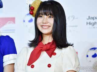 SKE48小畑優奈、卒業を発表 17歳の次世代エース
