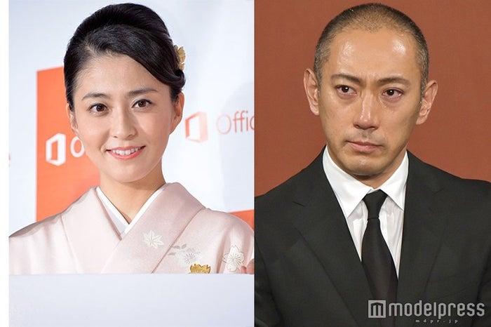 小林麻央さん、市川海老蔵 (C)モデルプレス