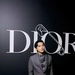 吉沢亮/「DIOR(ディオール)」F/W2020-2021メンズコレクション:フォトコールにて (提供写真)
