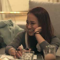 莉咲子「TERRACE HOUSE TOKYO 2019-2020」4th WEEK(C)フジテレビ/イースト・エンタテインメント