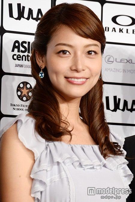 八重歯矯正を報告した相武紗季/写真は先月のイベント
