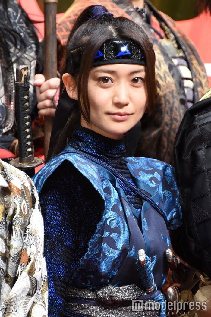 過酷なアクションを絶賛された大島優子(C)モデルプレス