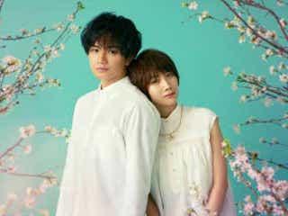 中島健人、原作に大号泣!Netflix映画『桜のような僕の恋人』で松本穂香と共演