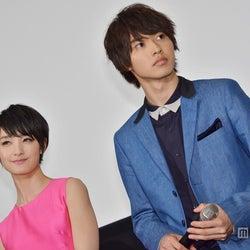 (左から)剛力彩芽、山崎賢人