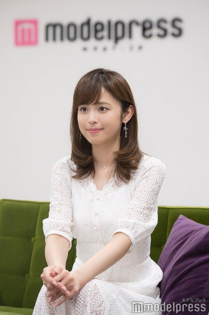 久慈暁子アナウンサー(C)モデルプレス