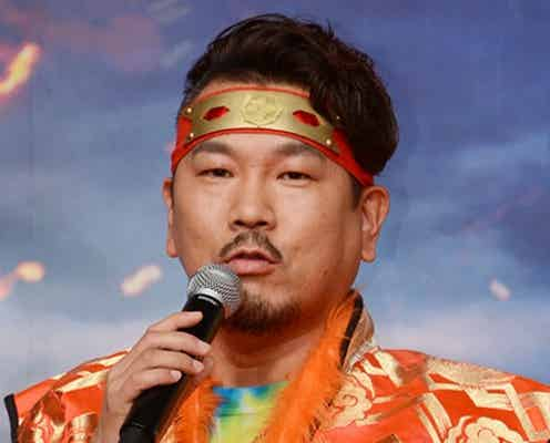 FUJIWARA藤本、妻・木下優樹菜への愛を告白 記者からの質問に困惑?