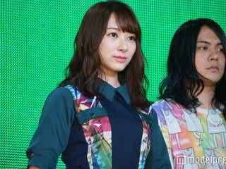欅坂46佐藤詩織、活動休止を発表