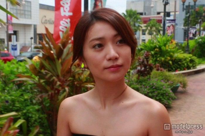 大島優子がグアムの観光スポットの数々を巡る(C)NTV