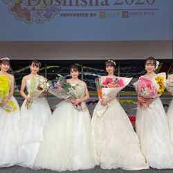 「Miss Campus Doshisha2020」ファイナリスト(提供写真)