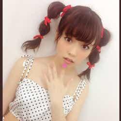 """モデルプレス - 島崎遥香、""""4年前""""AKB48時代のツインテール姿公開「可愛すぎる」「リアル天使」ファン歓喜"""