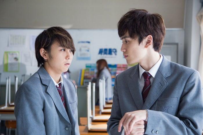 須賀健太(左)、川籠石駿平(提供写真)