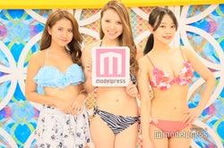 菅原樹里亜、蘭、青科まき (C)モデルプレス