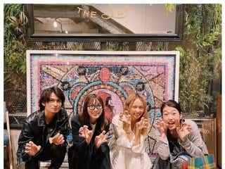 Dream Ami・飯豊まりえ・横澤夏子・松田凌「オオカミちゃんカフェ」で打ち上げ スタジオMC集結にファン歓喜